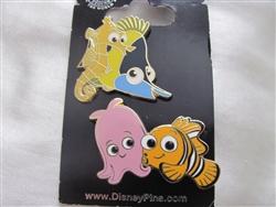 Finding Nemo Gang 2 Pin Set Disney Pin 108605