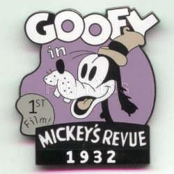 Disney Pin MICKEY MOUSE NEW YEAR 1999 2000 Spinner Countdown Millennium # 1 Card